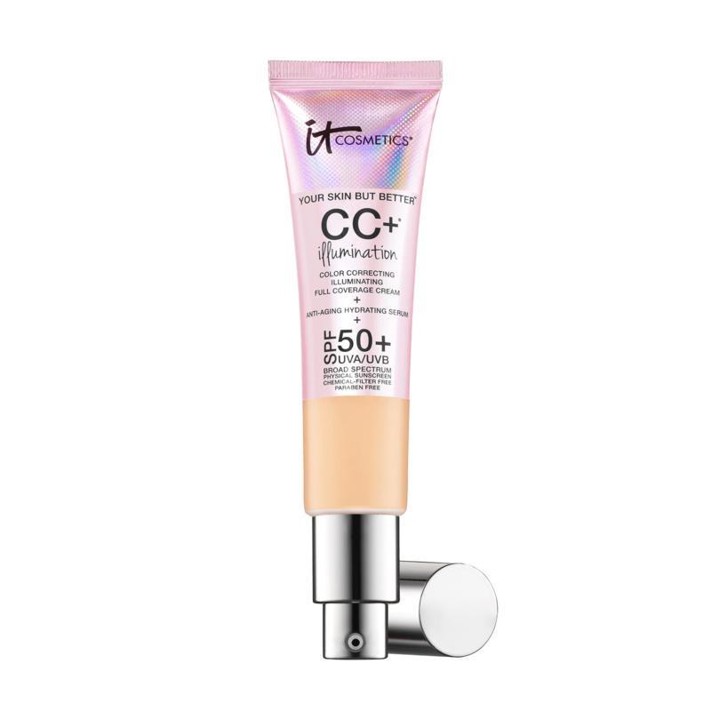 IT Cosmetics SPF 50 CC+ Illumination Full Coverage Cream