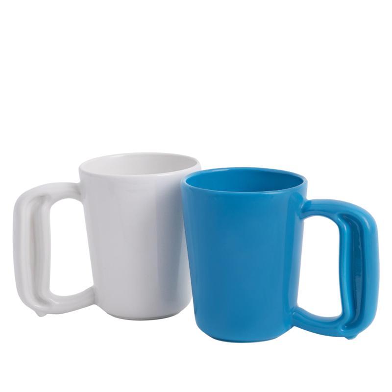 Jamber 2-pack Easy Hold Mugs