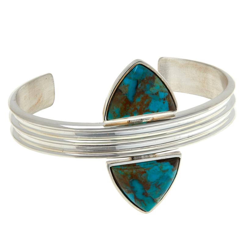 Jay King Gallery Collection Kingman Turquoise Cuff Bracelet