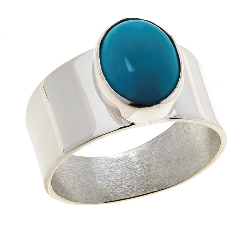 Jay King Royal Blue Turquoise Ring