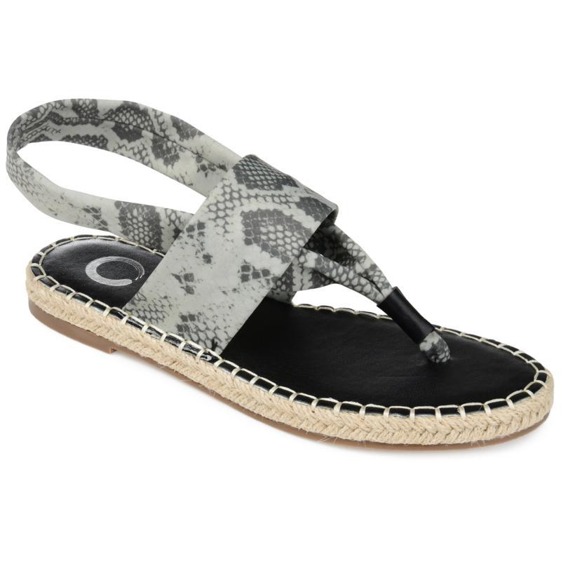 Journee Collection Women's Comfort Foam Flin Sandal