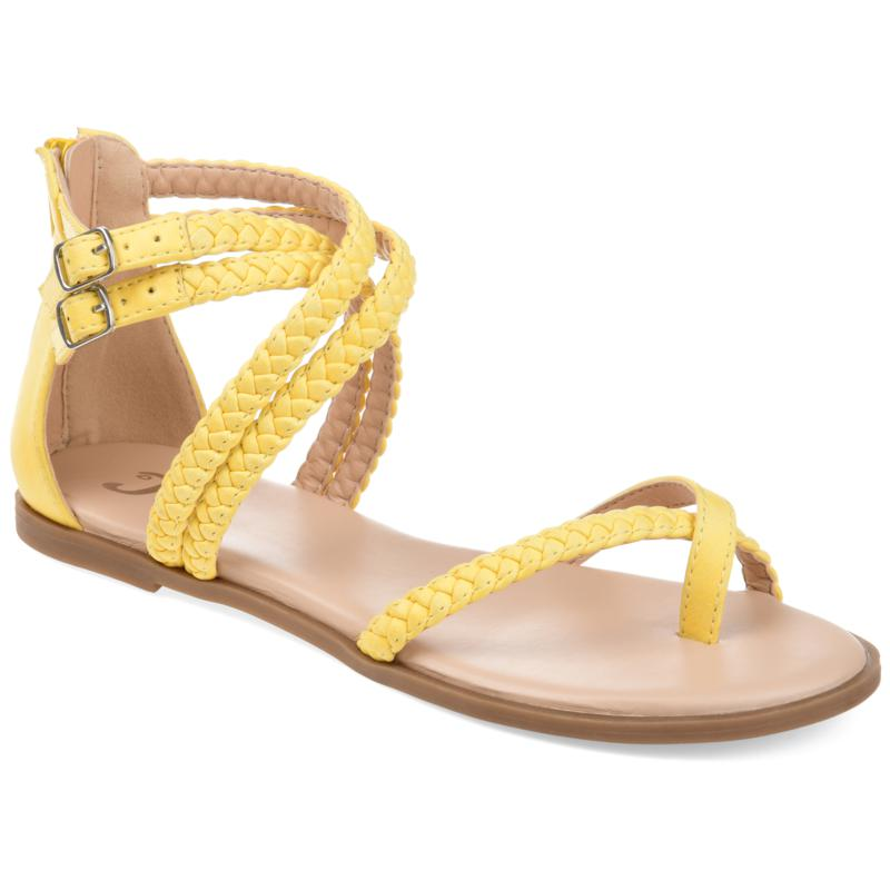 Journee Collection Women's Comfort Foam Imogen Sandal