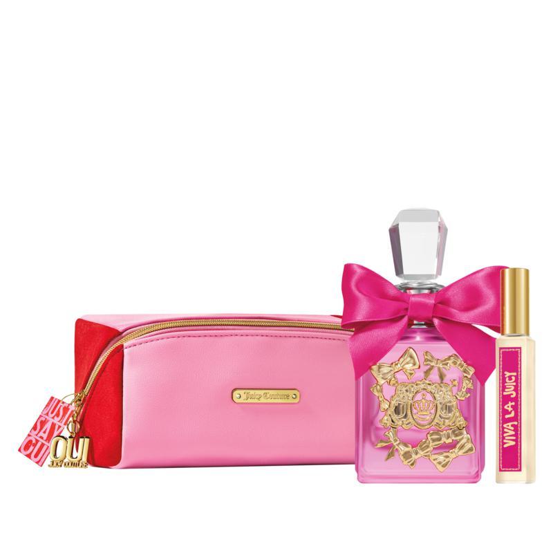 Juicy Couture Viva La Juicy Pink Couture 3.4 oz. Bundle