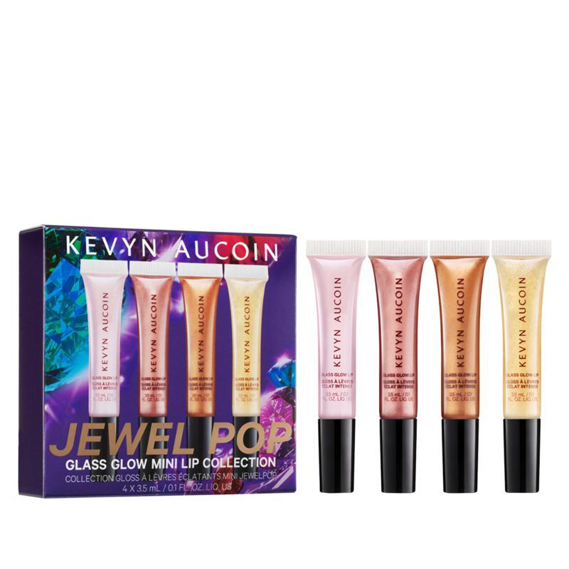 Kevyn Aucoin Jewelpop Glass Glow Mini Lip Kit
