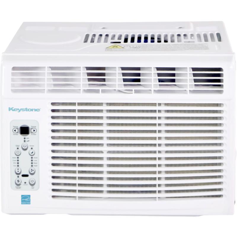 Keystone Energy Star 12k BTU Window-Mounted Air Conditioner w/ Remote