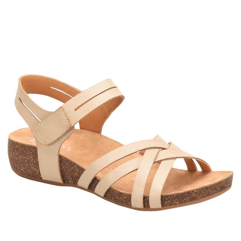 Korks Primrose Cork Wedge Sandal