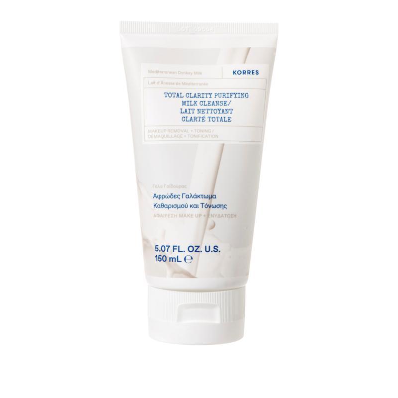 Korres Donkey Milk Skin-Balancing 4-in-1 Cleanser