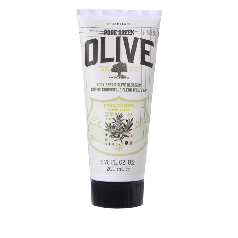Korres Greek Olive Oil and Blossom Body Cream