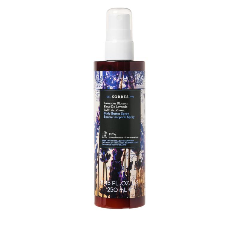 Korres Lavender Blossom Body Butter Spray