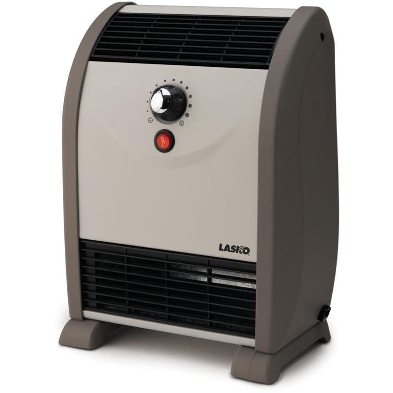 Lasko Portable Heater with Temp. Regulation System