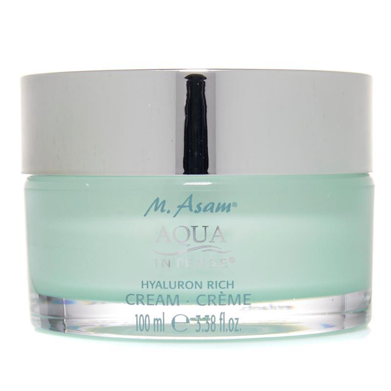 M. Asam® 3.38 fl. oz. Aqua Intense™ Hyaluron Rich Cream - 10077964 | HSN
