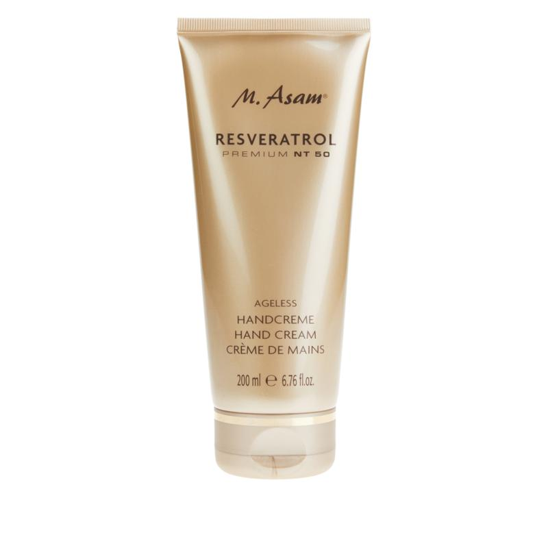 M. Asam 6.76 fl. oz. Resveratrol NT50 Ageless Hand Cream