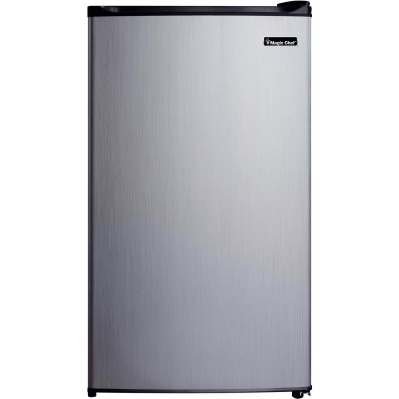 Magic Chef 3.5-Cu. Ft. Refrigerator w/Full-Width Freezer Compartment
