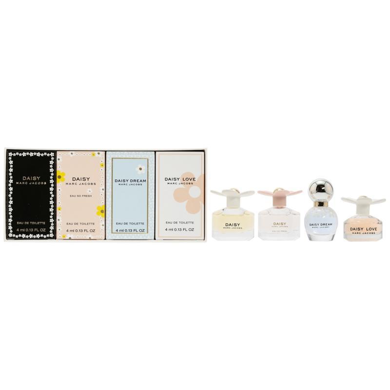 Marc Jacobs Mini Eau De Toilette Spray Set