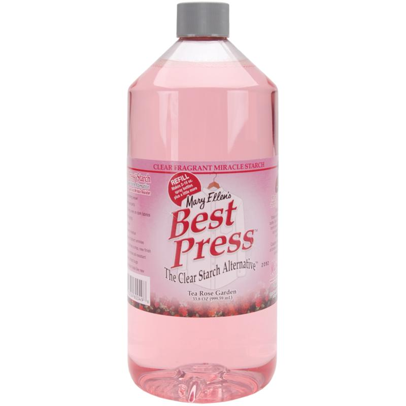 Mary Ellen's Best Press Refill - 32 fl. oz. - Tea Rose