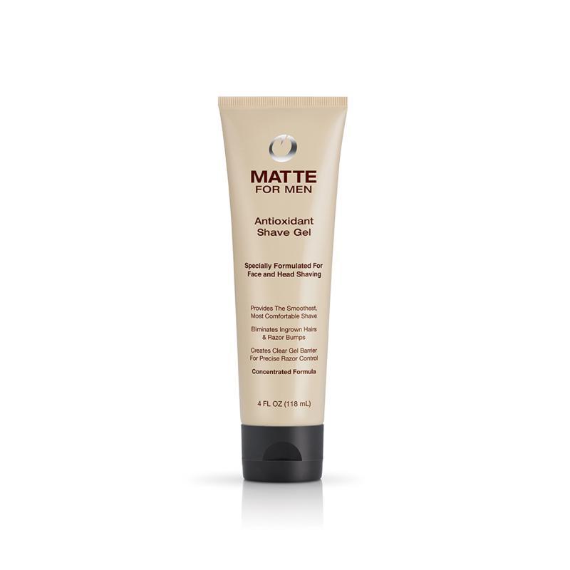 Matte For Men Antioxidant Shave Gel - 4 fl. oz.