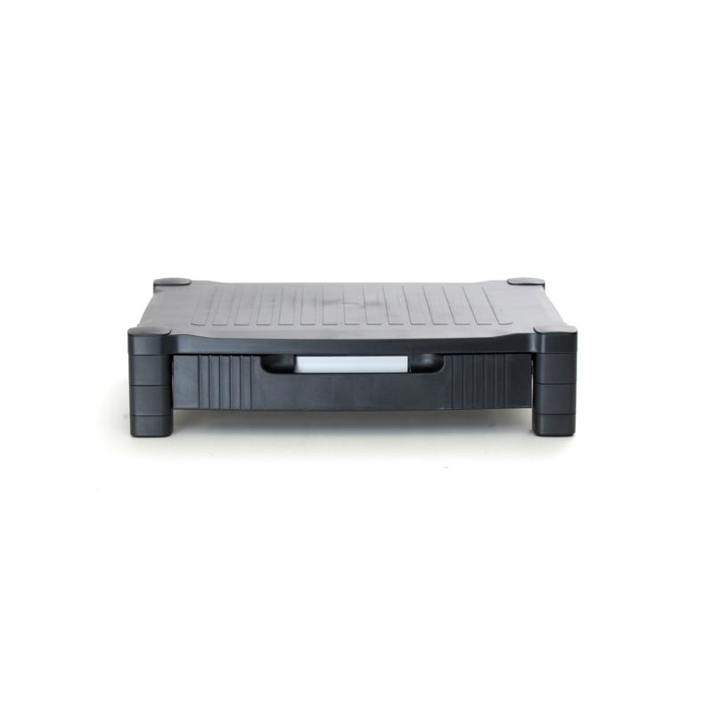 Mind Reader Monitor Stand Riser with Drawer Storage