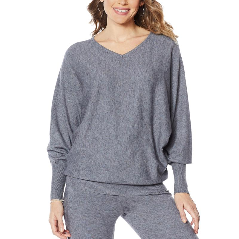 ModernSoul® Spacedye Pullover Sweater