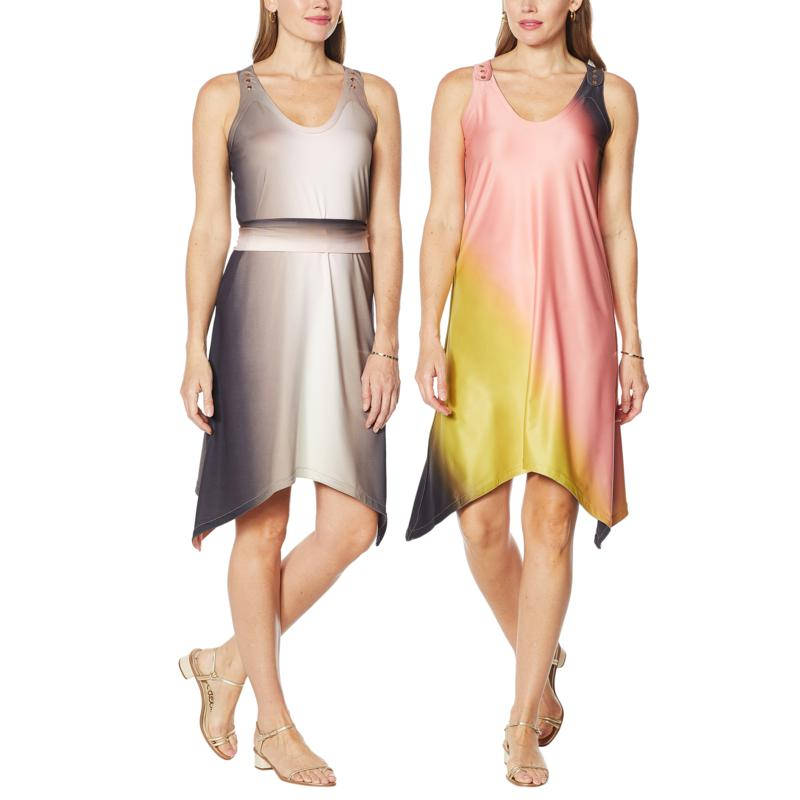 Modzori Reversible 2-piece Convertible Shrug and Dress