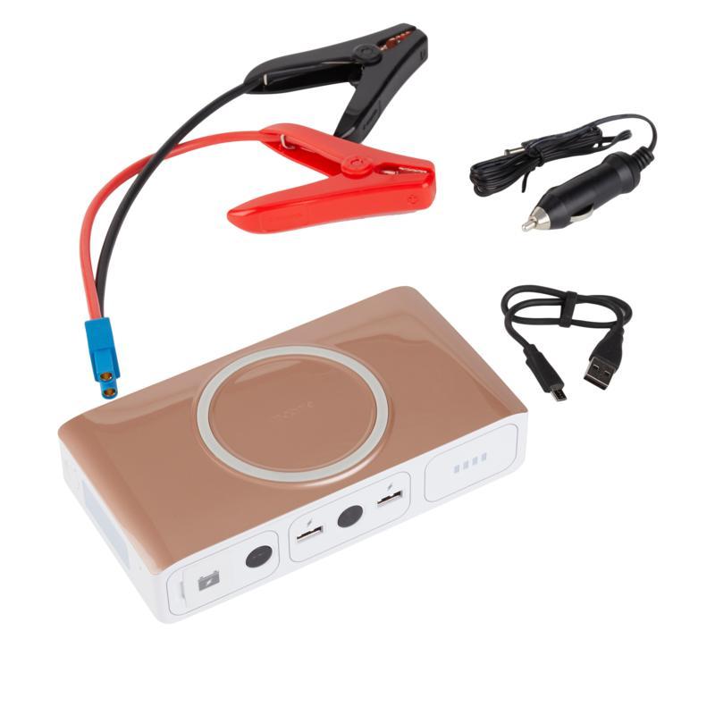 mophie Powerstation GO Phone Charger & Car Jump Starter