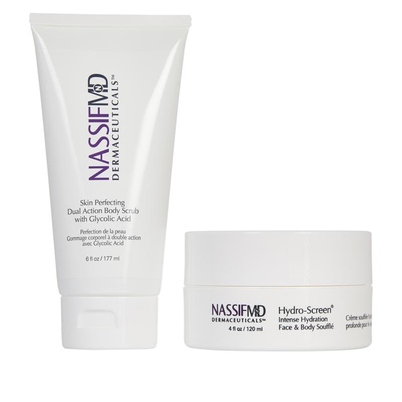 NassifMD® Skin Perfecting Body Exfoliant & Moisturizer