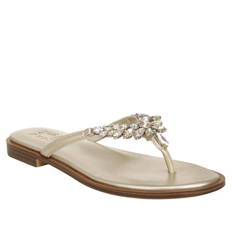 Naturalizer Fallyn Rhinestone Thong Sandal