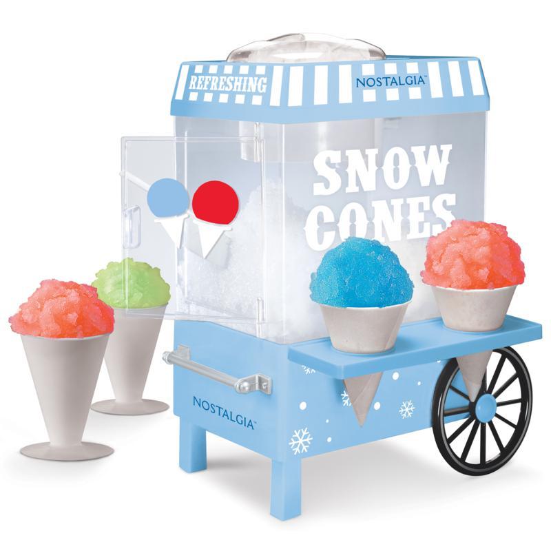Nostalgia Vintage Snow Cone Maker