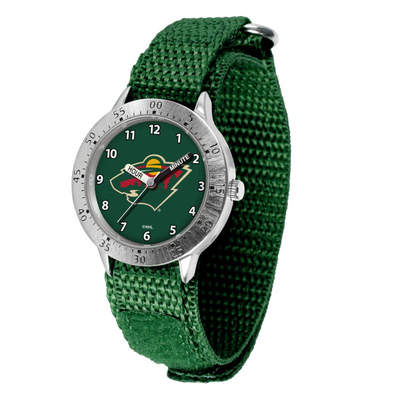 Officially Licensed NHL Minnesota Wild Tailgater Series Watch