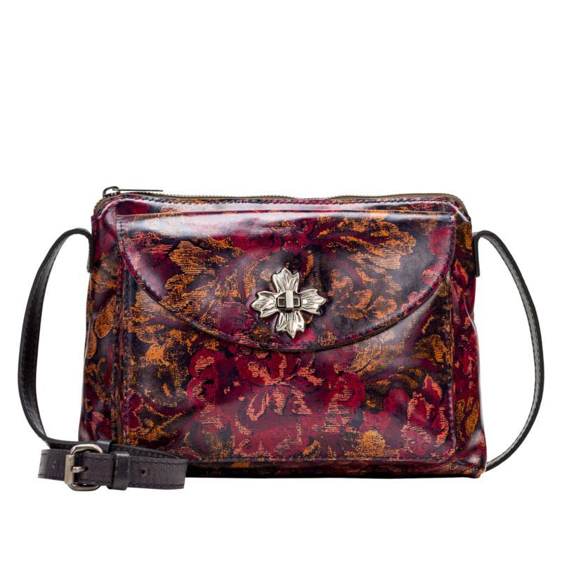 Patricia Nash Salina Crossbody Bag