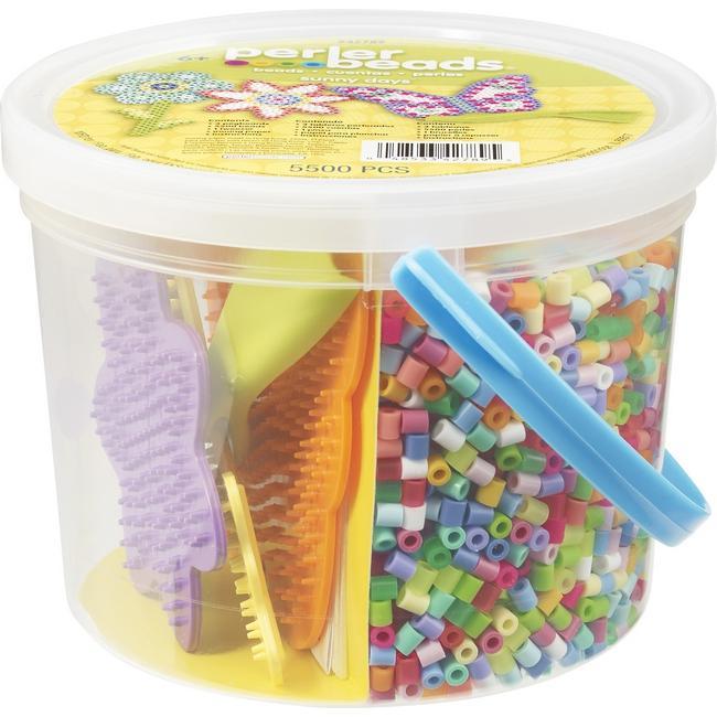 Perler Fused Bead Bucket Kit - Sunny Days