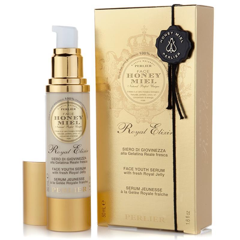 Perlier Honey Royal Gold Elixir Face Youth Serum