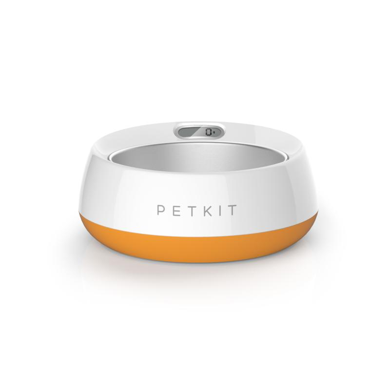 PETKIT Large Metal Machine Washable Smart Digital Feeding Pet Bowl