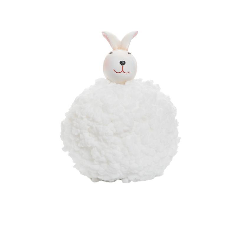 Plush Bunny Large Soft Figure