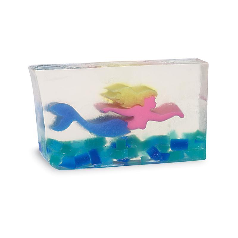 Primal Elements 6 oz Glycerin Soap - Mermaid