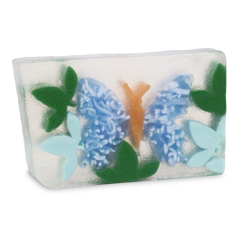 Primal Elements 6 oz Glycerin Soap - Papillion en Bleu