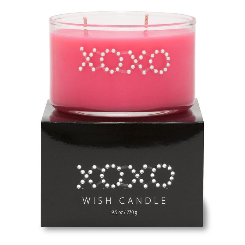 Primal Elements XOXO Wish Candle