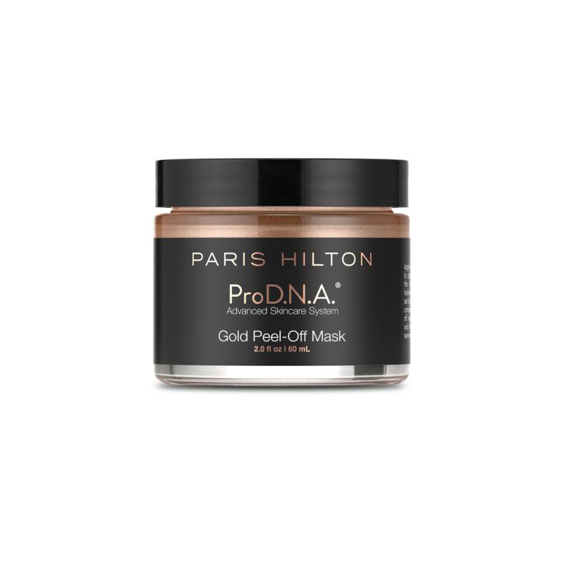 ProD.N.A. Gold Peel-Off Mask by Paris Hilton Skincare
