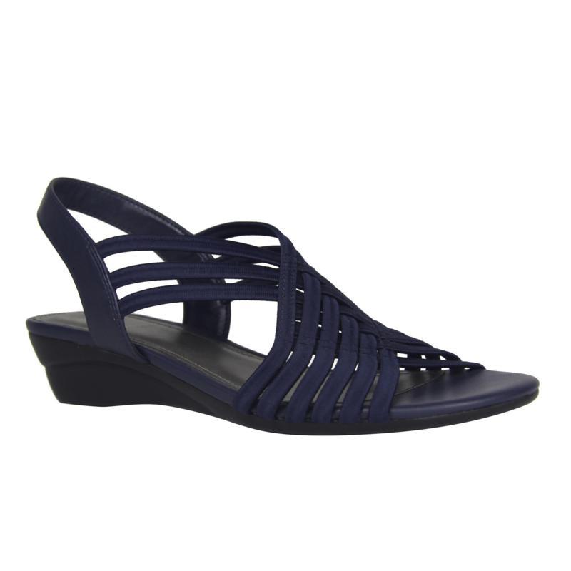 Rassida Stretch Wedge Sandal