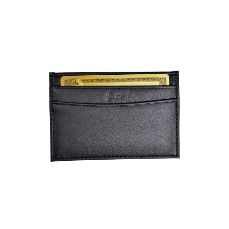 Royce Personalized Minimalist Credit Card Case