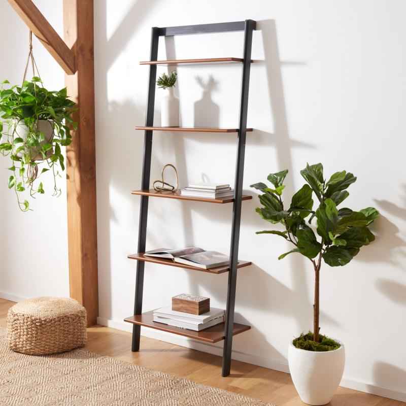 Safavieh Cullyn 5-Tier Leaning Etagere