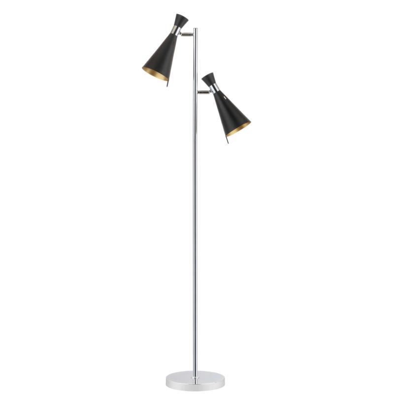 """Safavieh Efisio 61-1/2"""" Floor Lamp"""