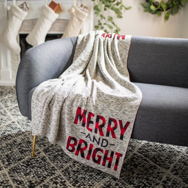 Safavieh Merry and Bright Throw