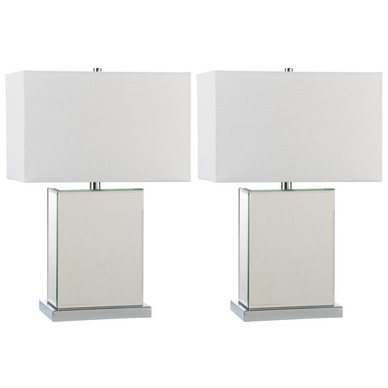 """Safavieh Set of 2 Dana Table Lamps - 23"""""""