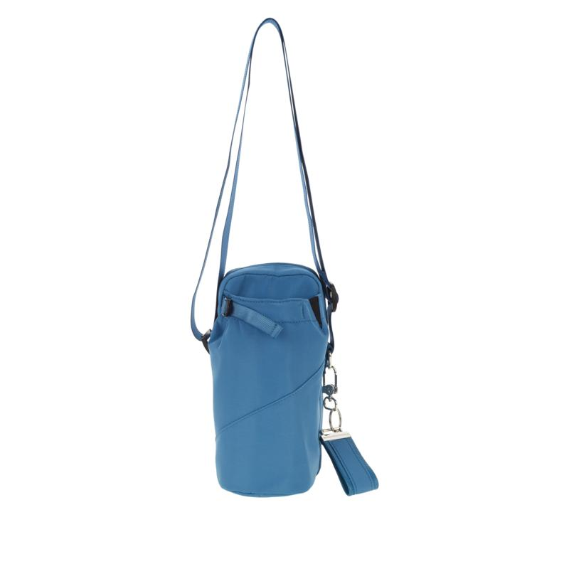 Samantha Brown To-Go Insulated Water Bottle Crossbody Bag