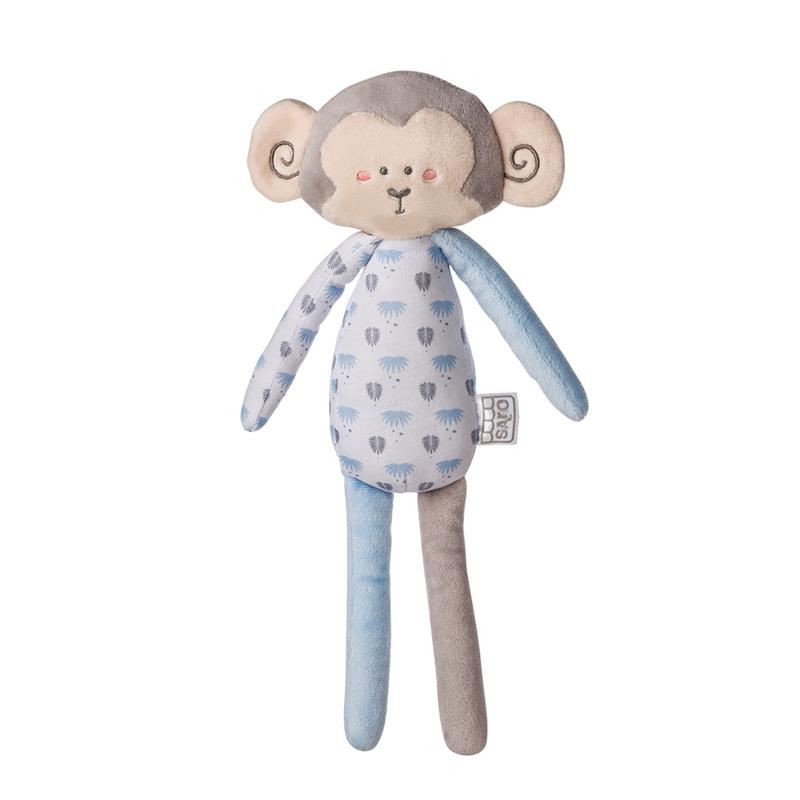 SARO by Kalencom Longlegs Plush Toy Monkey