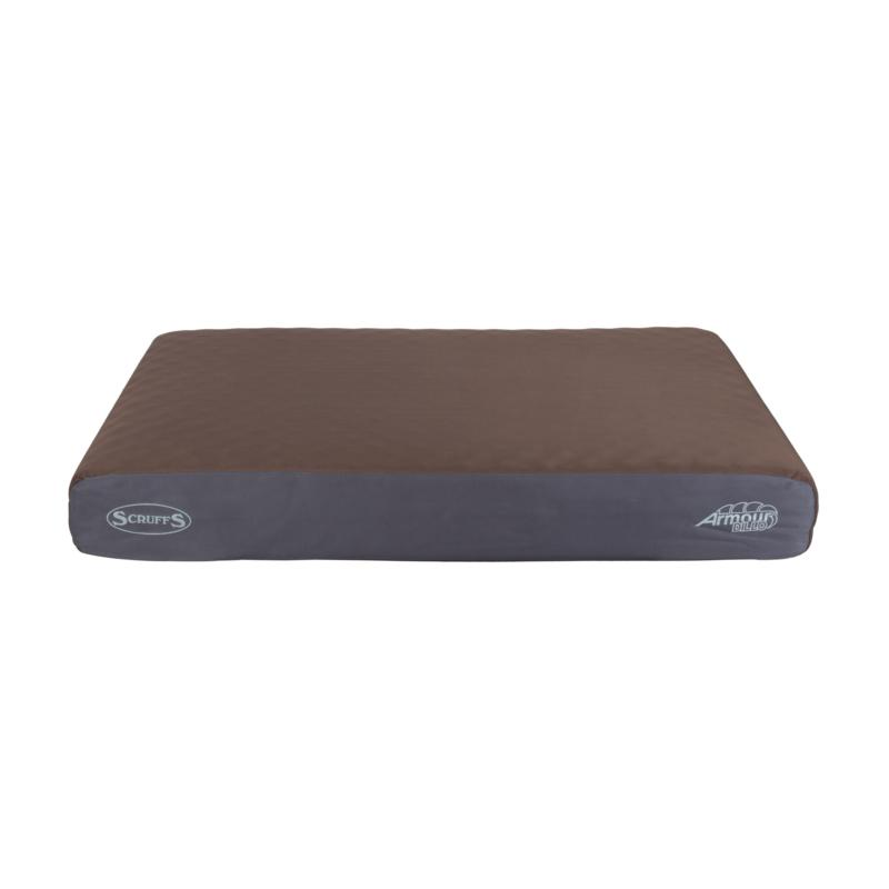 Scruffs Armourdillo Dog Bed Medium - Brown