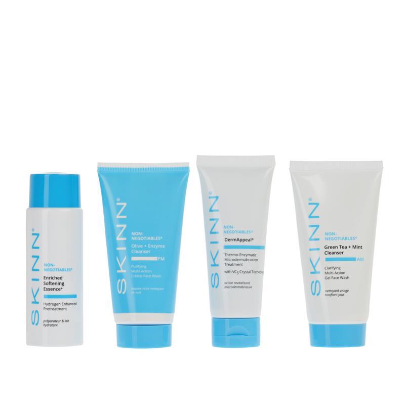 Skinn Cosmetics Non-Negotiables Discovery Kit