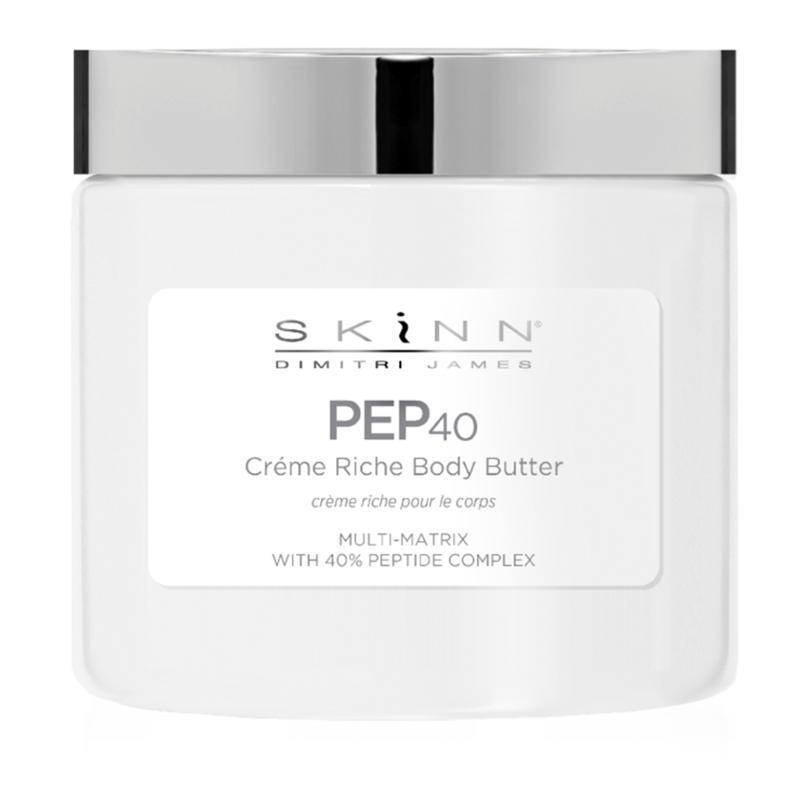 Skinn® Cosmetics PEP40 Creme Riche Body Butter