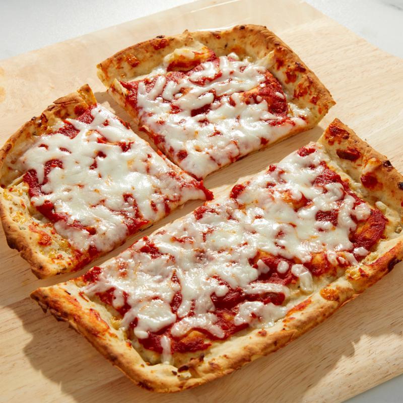 """Skinnygirl 5pk 8"""" Cauliflower Gluten-Free Flatbread Cheese Pizzas"""