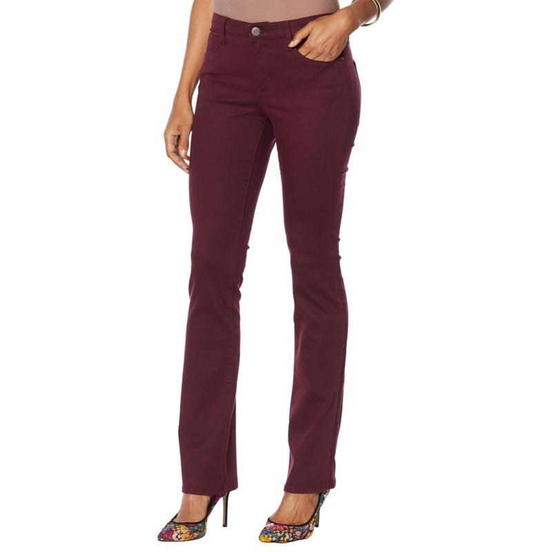 Skinnygirl Bryn Micro Boot-Cut Jean - Fashion